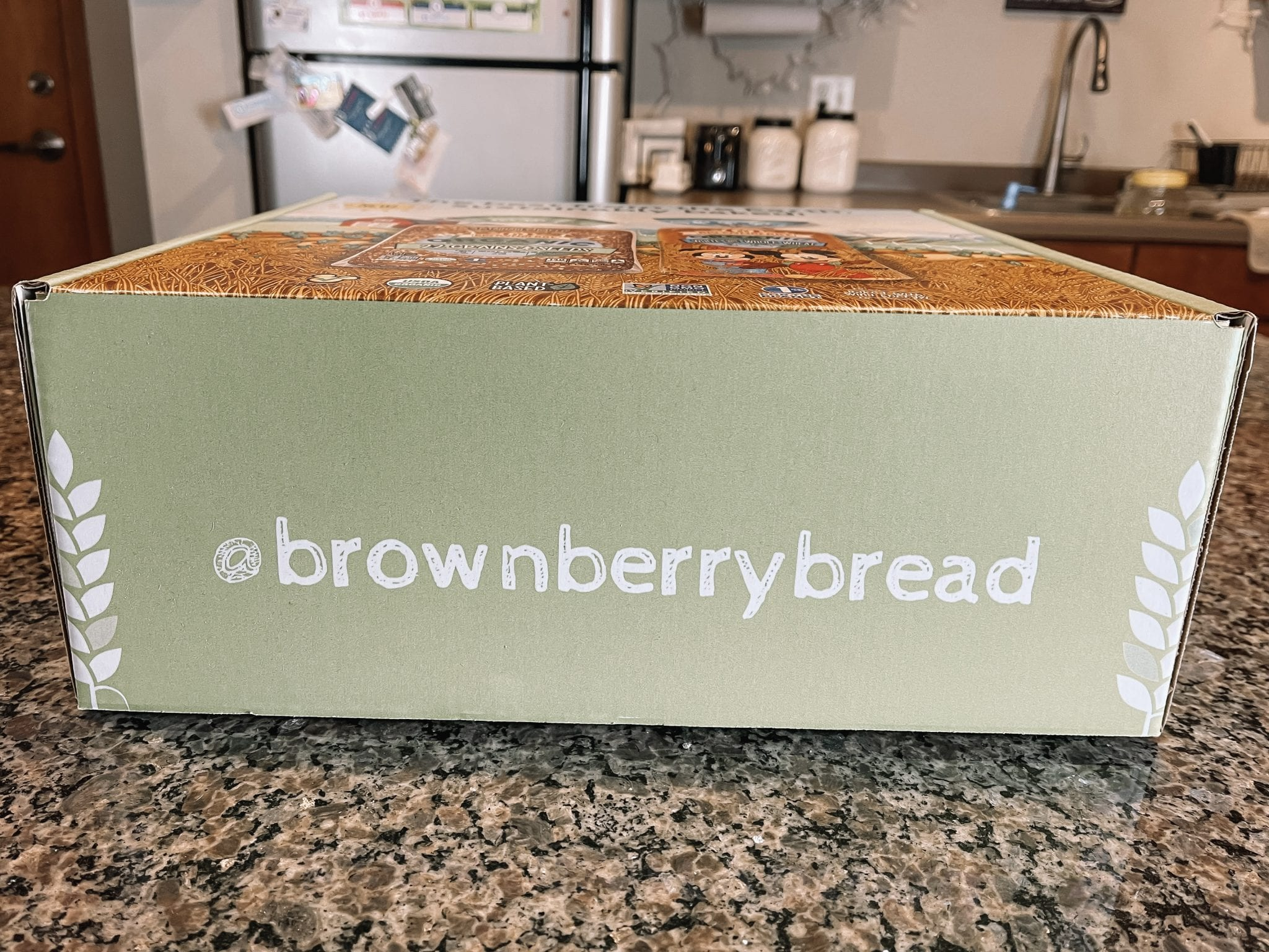 Brownberry Organic Bread for Kids