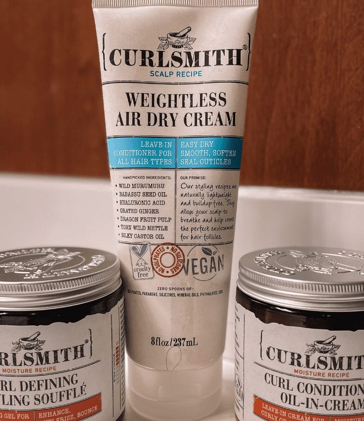 Curlsmith Detox Microbiome Scalp System Review