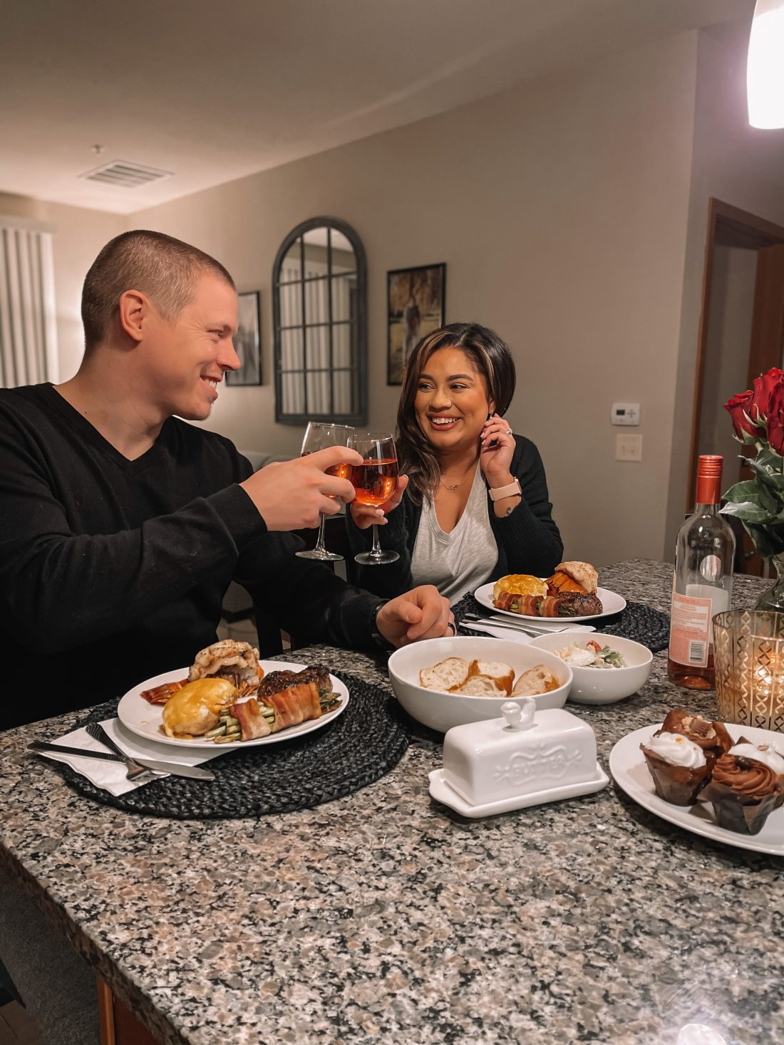 Valentine's Day Dinner for Two with Hy-Vee
