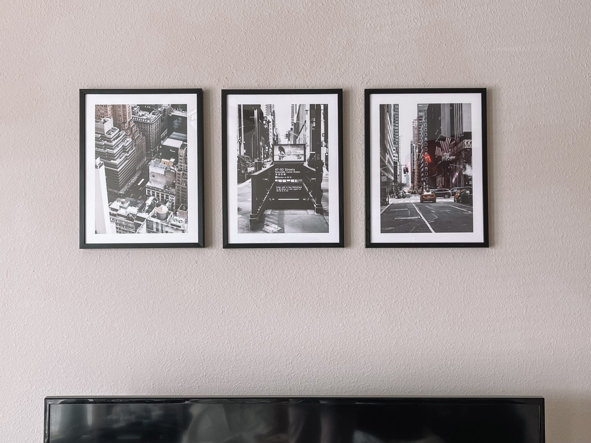 Gallery Wall with Desenio