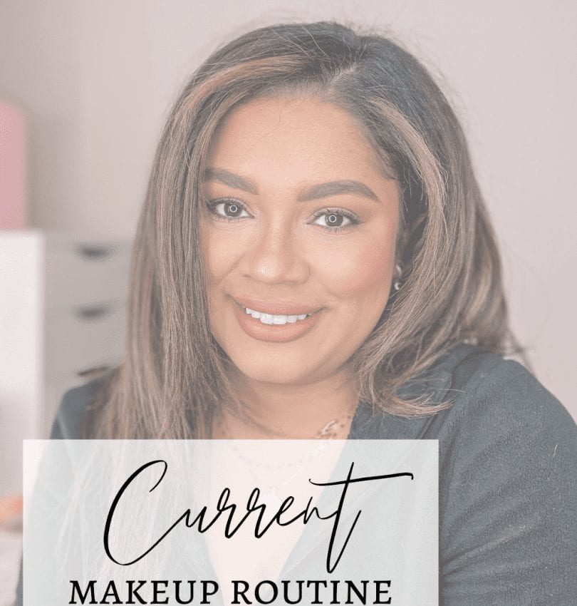 [Tutorial] Current Makeup Routine + Products I'm Loving