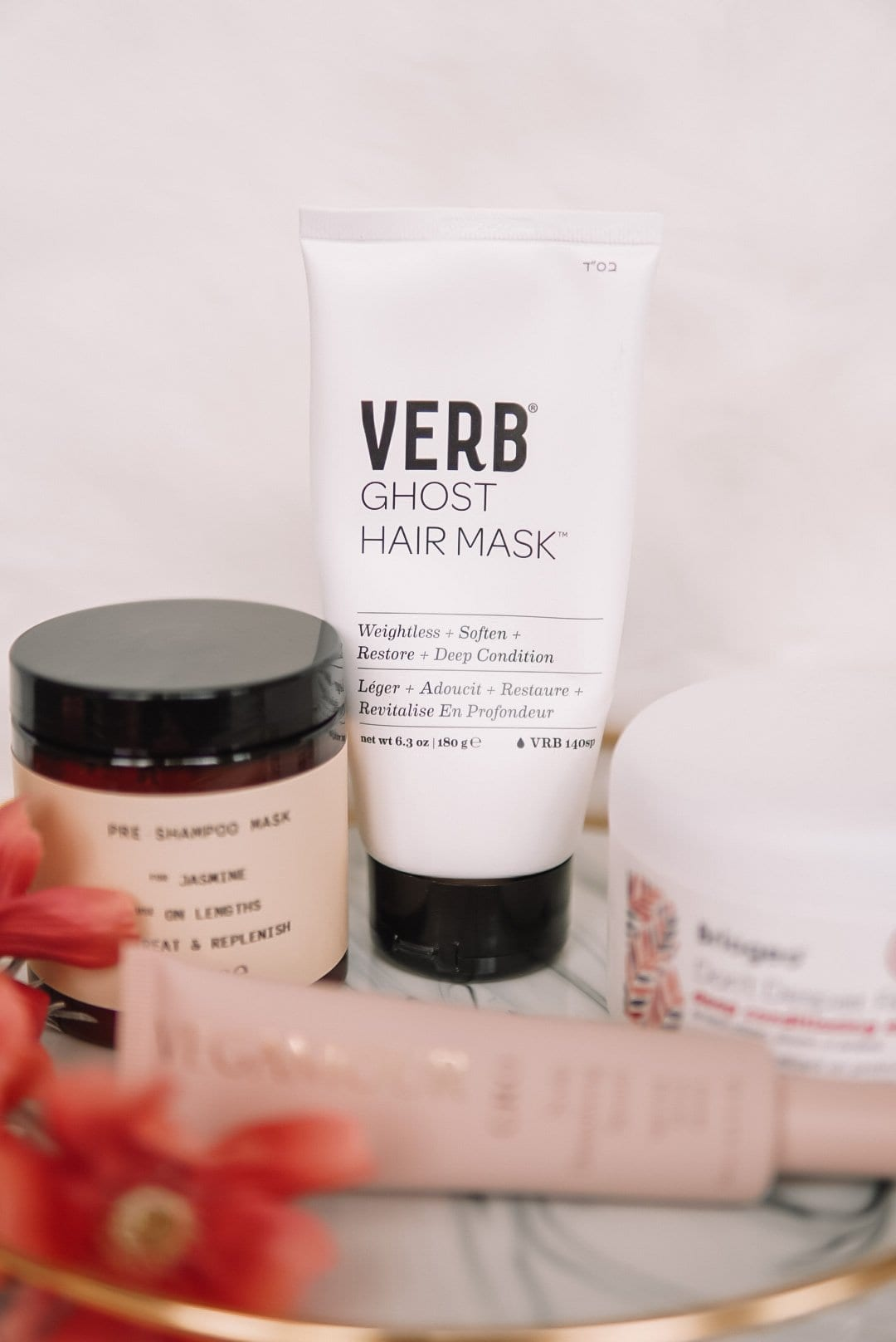 Current Favorite Styling Products for When My Hair is Straight