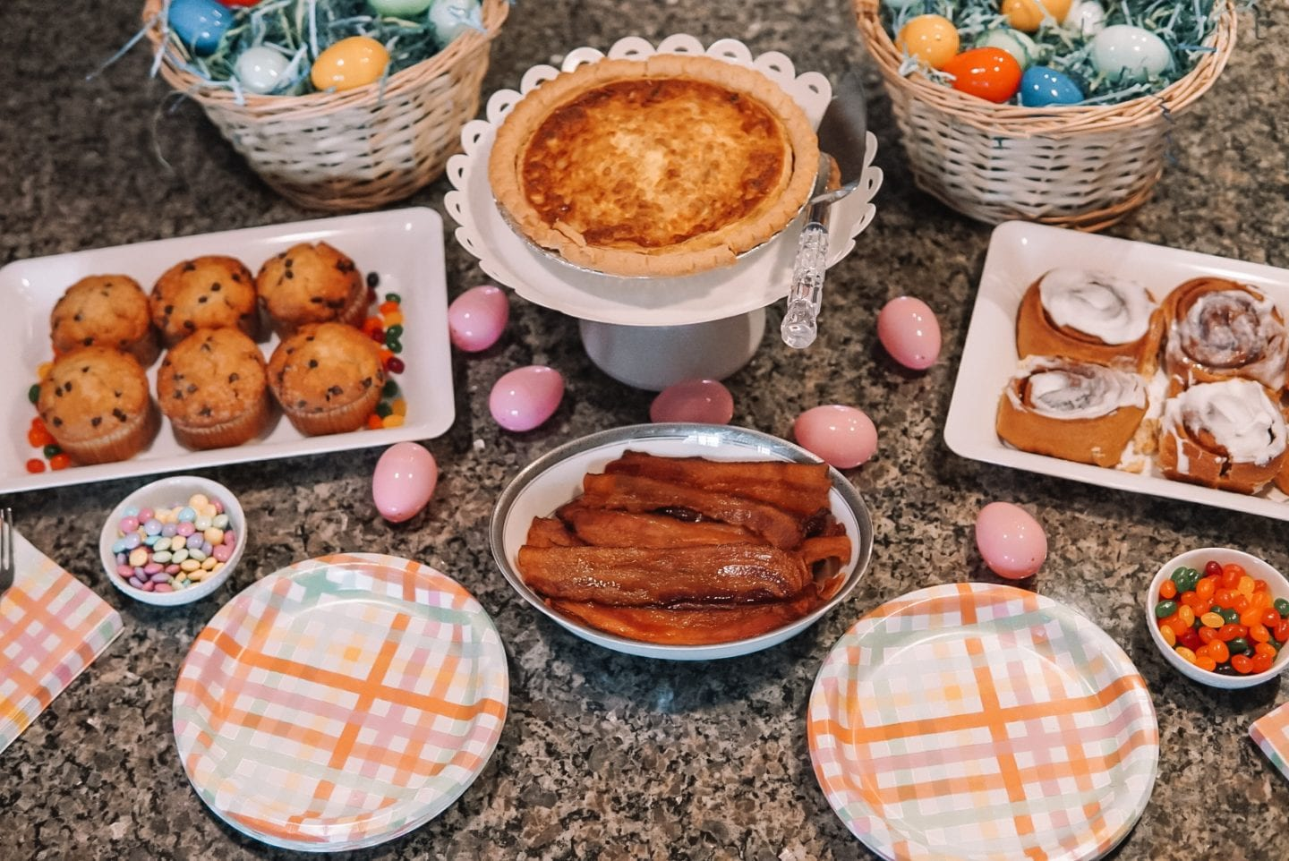 Easy Easter Brunch Celebration with Hy-Vee