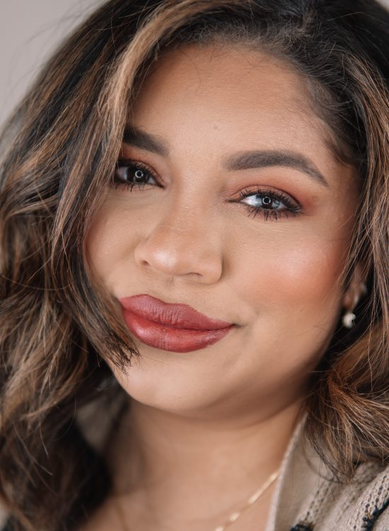 Bold Spring Makeup Look with Milli Rose Beauty