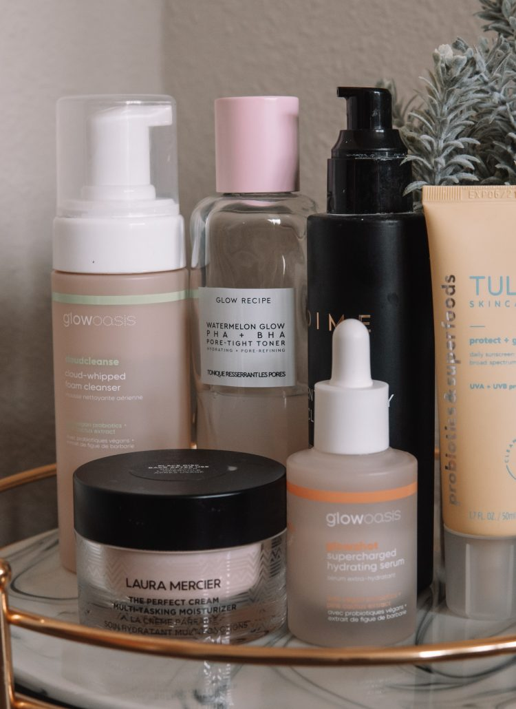 Current Spring Skincare Routine