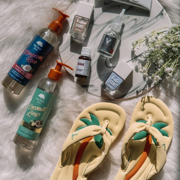 Fun and Easy Spring Self Care