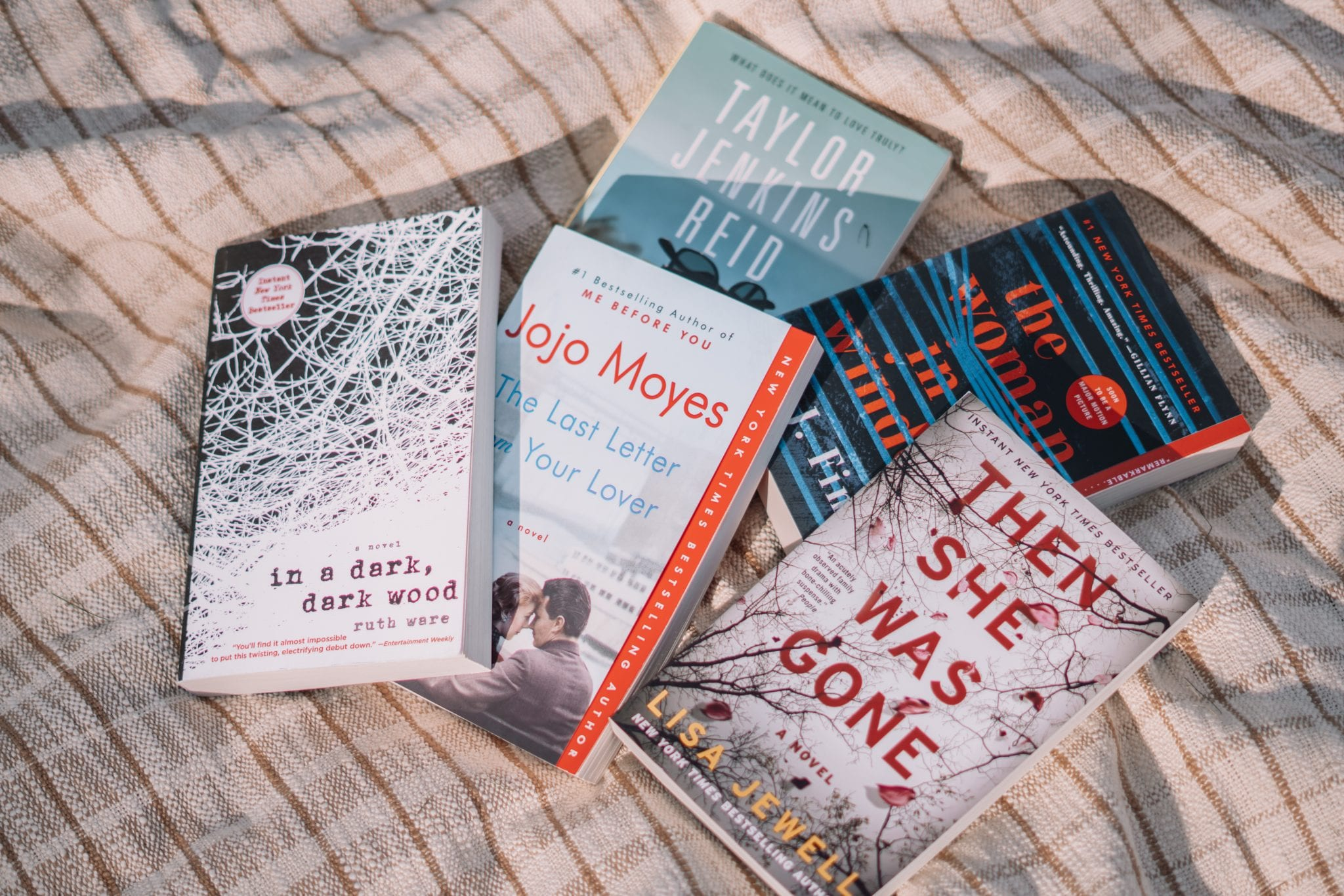 5 Books On My Summer Reading List