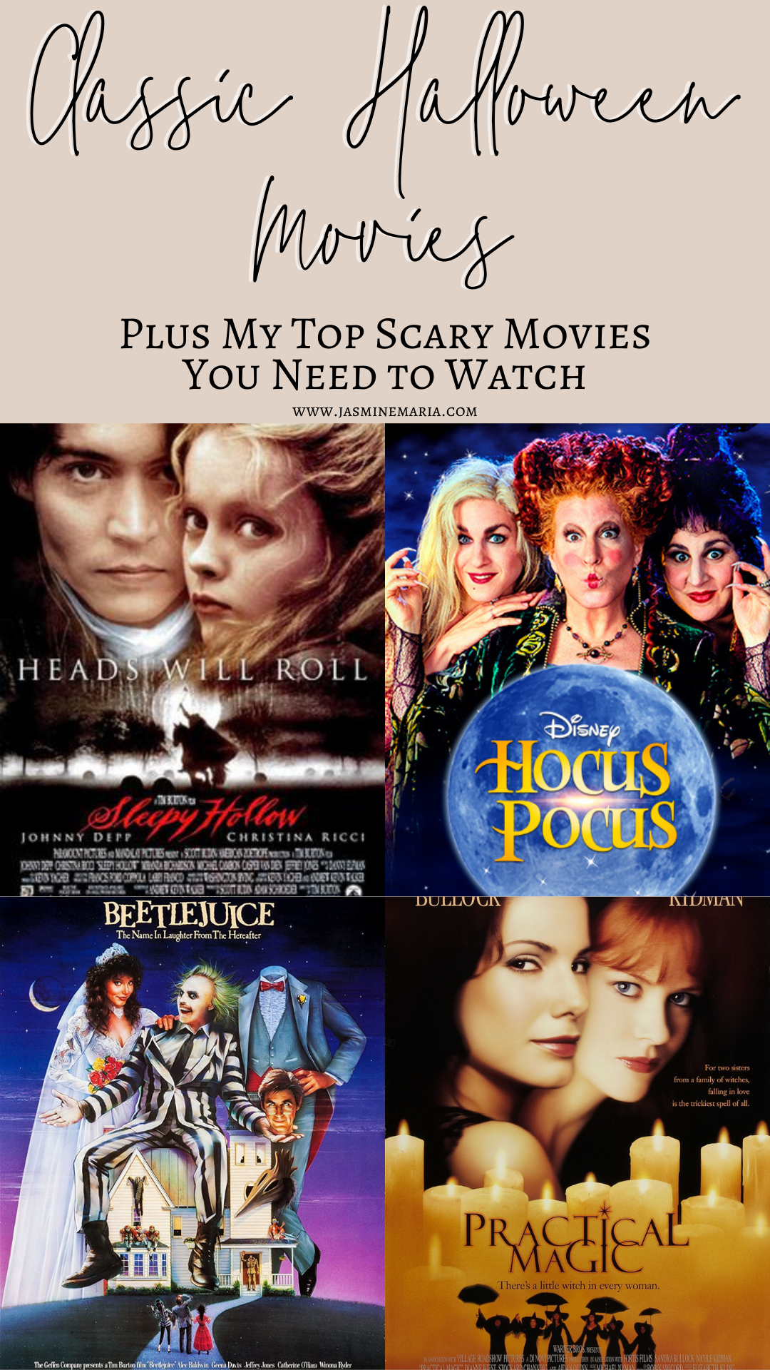 Favorite Classic Halloween Movies