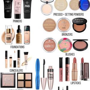 Ride or Die: Drugstore Makeup